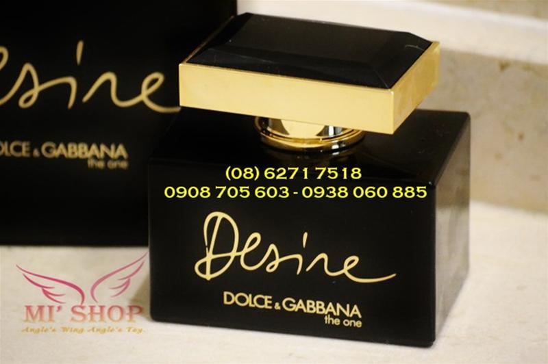 Desire The The One Dolceamp; One Dolceamp; Gabbana Desire Gabbana j43LR5A