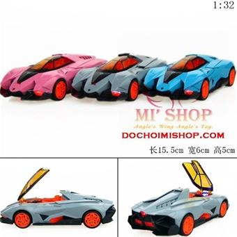 Hết Hang Xe đua Lamborghini Egoista Co đen Het Hang Xe Dua